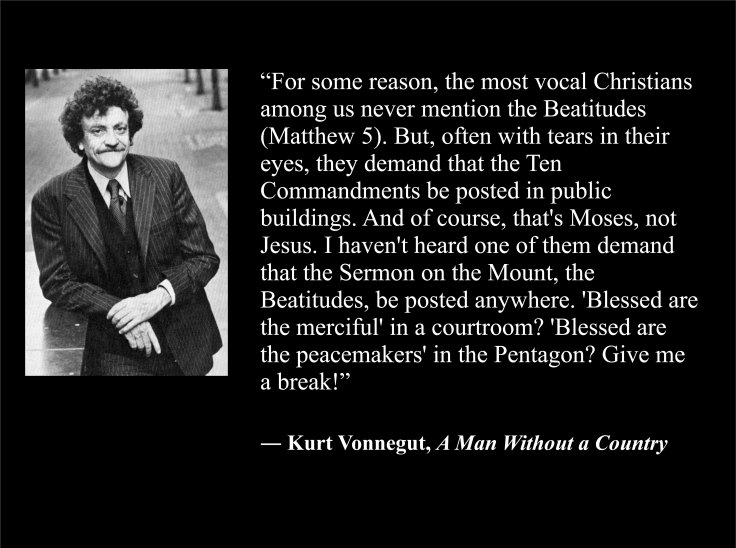 quote Kurt Vonnegut