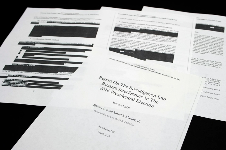 Mueller Report pic
