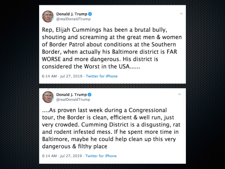 Trump Cummings tweets 7:23:19.001