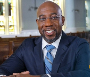 Raphael Warnock US Senate