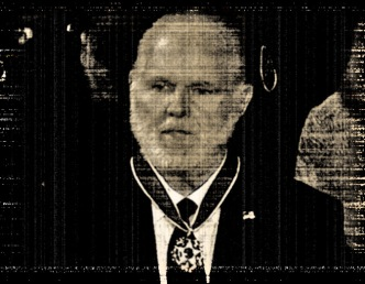 Rush Limbaugh medal copy